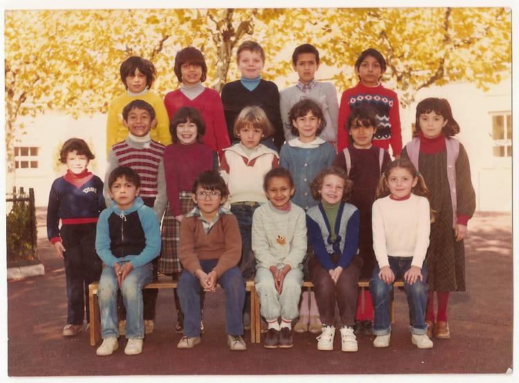 photo de classe jean jaures de port de bouc de 1980 ecole jean jaures copains d avant