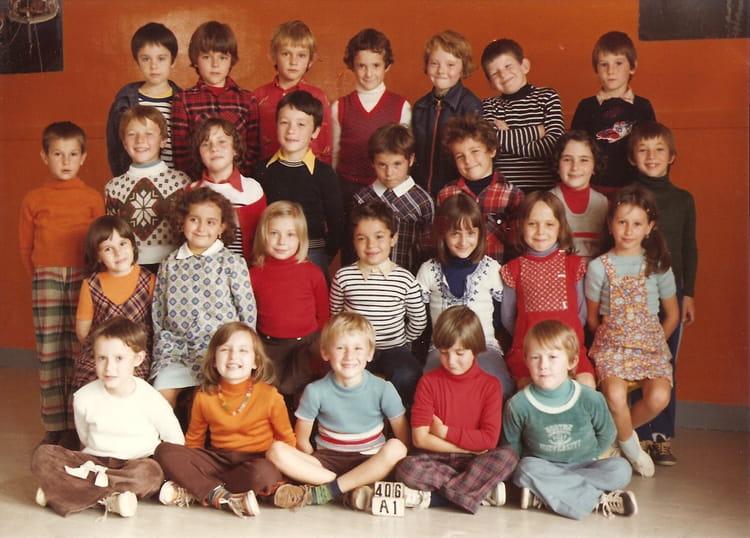 photo de classe ce 1 de 1978 ecole groupe scolaire jean mace gueret copains d 39 avant. Black Bedroom Furniture Sets. Home Design Ideas