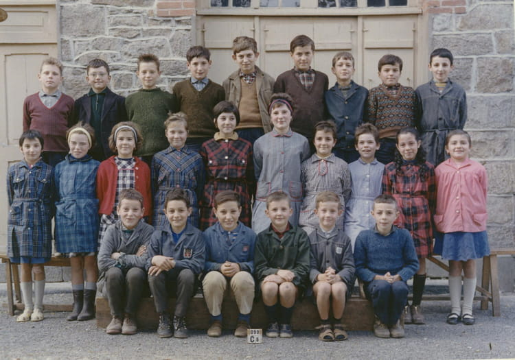 photo de classe primaire 65 66 de 1965 ecole saint brice la fabrique saint brice sur vienne. Black Bedroom Furniture Sets. Home Design Ideas