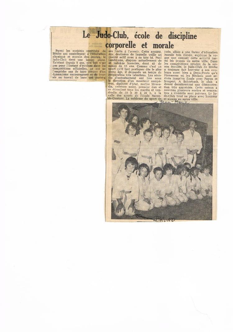 Coloriage Gymnase Ecole.Photo De Classe Judo Club 1971 De 1971 Ecole Des Garcons Copains
