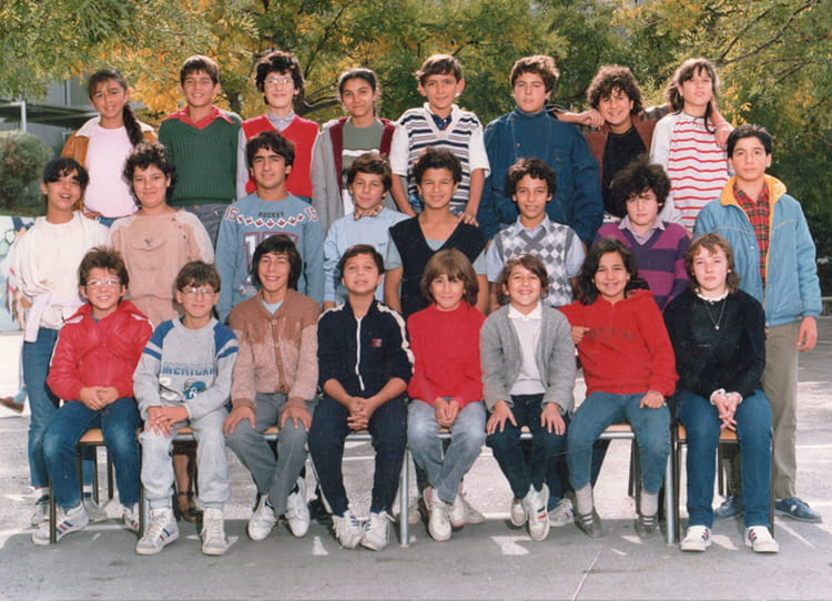 photo de classe 6eme 7 de 1985 college henri barnier copains d 39 avant. Black Bedroom Furniture Sets. Home Design Ideas