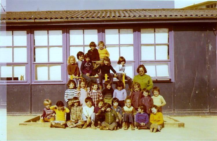 Photo de classe cp ou ce1 de 1976 ecole jean moulin la - Cours cuisine la roche sur yon ...