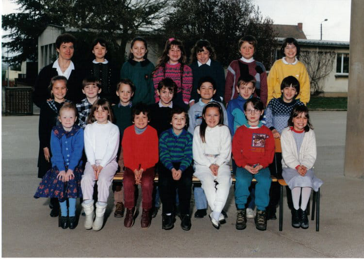 Photo de classe ce1 de 1989 ecole edmond rostand for Domon plan b