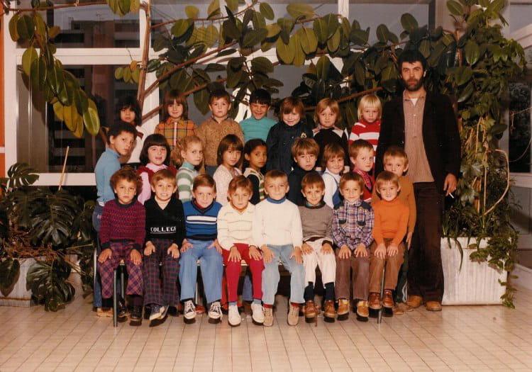 photo de classe cp de 1978 ecole jacques decour groupe montataire copains d 39 avant. Black Bedroom Furniture Sets. Home Design Ideas