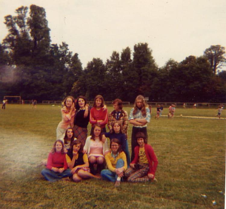 Tilly sur Seulles de 1976, Collège Du Bois Dorceau  Copains da ~ College Bois D Orceau
