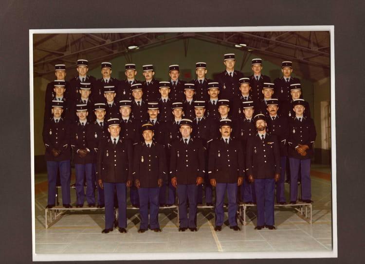 photo de classe cag de 1982 ecole gendarmerie chaumont esog copains d 39 avant. Black Bedroom Furniture Sets. Home Design Ideas