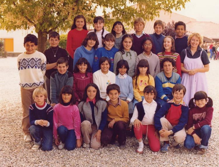 Photo de classe cm2 de 1982 ecole jacques prevert saint - Piscine saint maurice de beynost ...