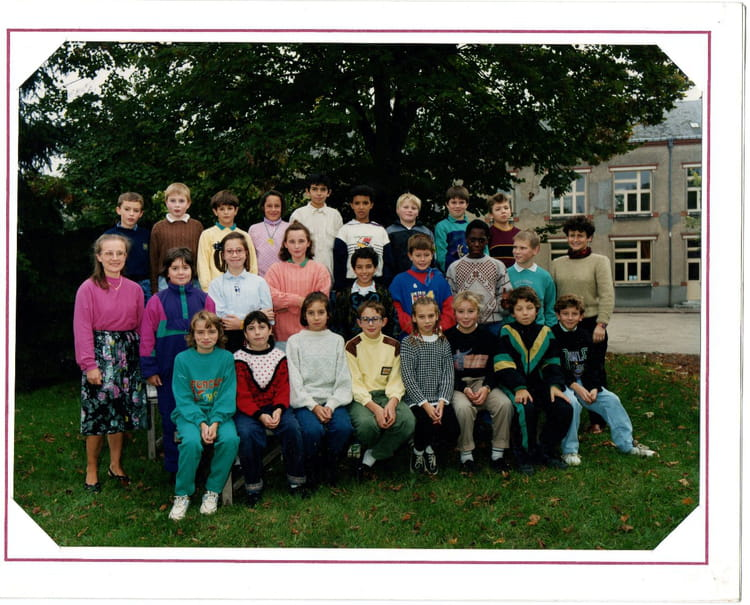 photo de classe cm2 de 1993 ecole du general de gaulle. Black Bedroom Furniture Sets. Home Design Ideas