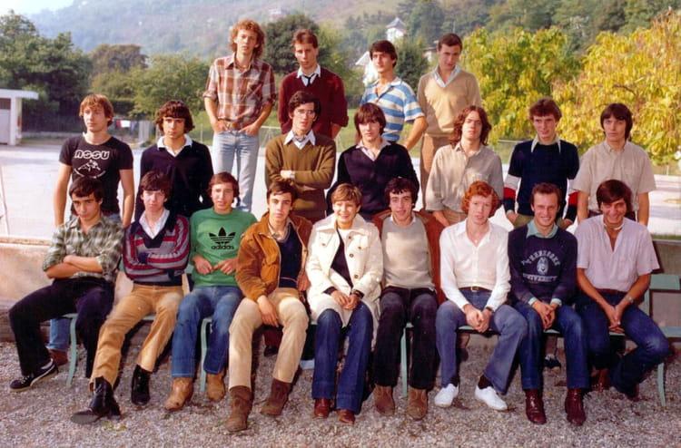 Photo de classe Terminale G3 de 1980, Itecboisfleury  ~ Itec Bois Fleury