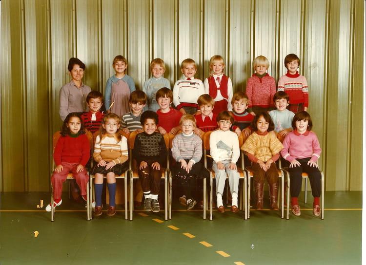 Photo de classe cp de mm couvoute de 1982 ecole du for Torpilleur cuisine