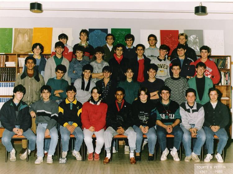 photo de classe m canique auto nogaro 1987 de 1987 lyc e professionnel d 39 artagnan copains d 39 avant. Black Bedroom Furniture Sets. Home Design Ideas