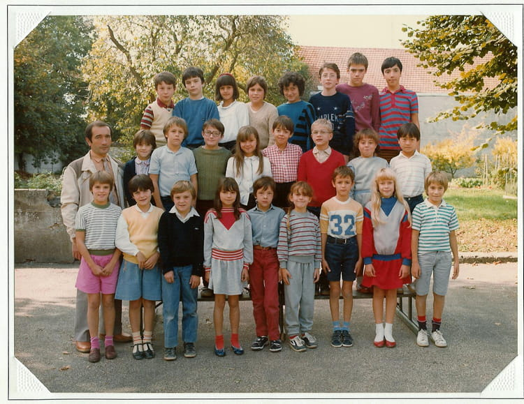 photo de classe cm1 de 1983 ecole du general de gaulle. Black Bedroom Furniture Sets. Home Design Ideas