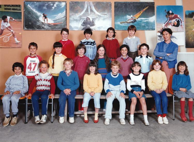 photo de classe ce2 1982 83 de 1982 ecole blanc beaumont de lomagne copains d 39 avant. Black Bedroom Furniture Sets. Home Design Ideas