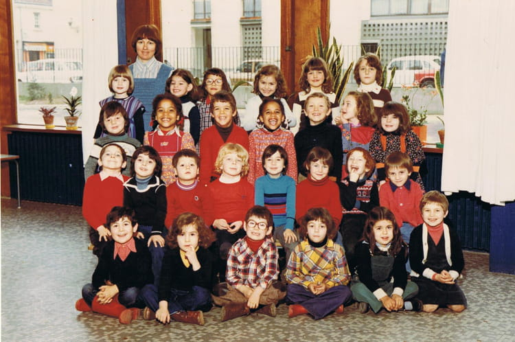 photo de classe maternelle 1978 meudon la foret de 1978 ecole maternelle st exupery copains d. Black Bedroom Furniture Sets. Home Design Ideas