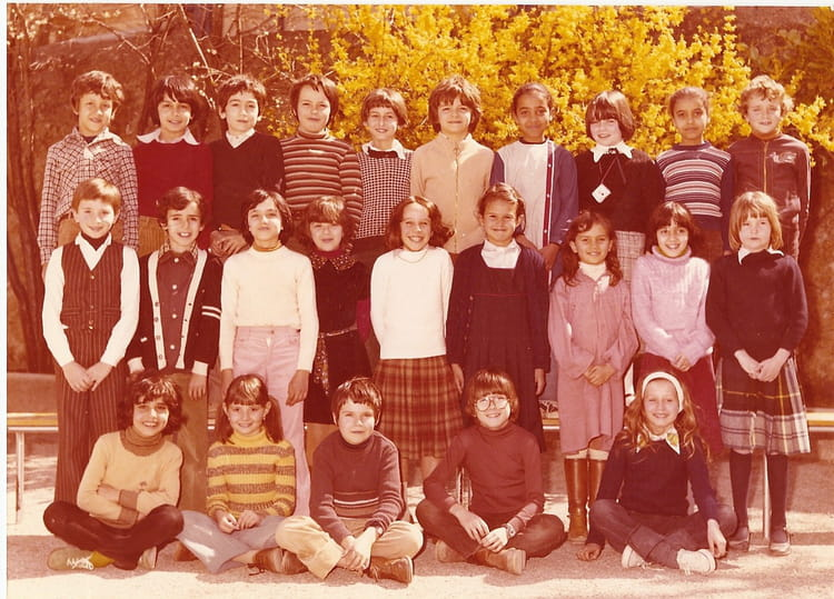 Photo de classe ce2 1978 1979 de 1978 ecole jules ferry - Ecole salon de provence ...