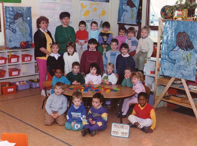 photo de classe grande section de 1991 ecole groupe scolaire maurice cantin auvers le hamon. Black Bedroom Furniture Sets. Home Design Ideas