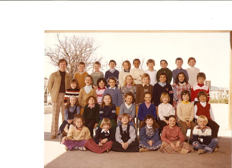 photo de classe ecole marcel pagnol draguignan classe ce2 1979 1980 de 1979 ecole marcel pagnol. Black Bedroom Furniture Sets. Home Design Ideas