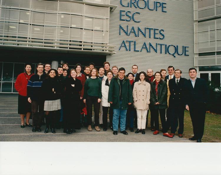 Photo de classe isma de 1998 ecole sup rieure de commerce - Ecole superieure de cuisine ...