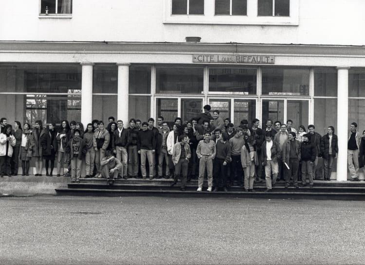 Photo de classe promo 90 93 de 1991 ecole nationale - Ecole superieure de cuisine ...