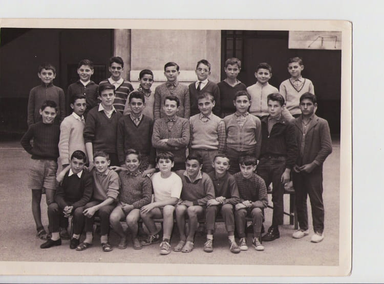 Photo de classe 1 mr auriol de 1960 ecole montmorency narbonne copains d 39 avant - Mr bricolage narbonne ...