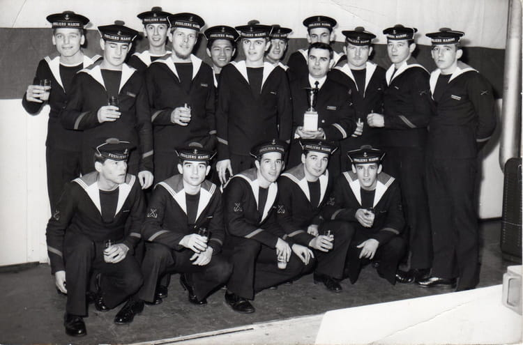 Photo de classe 2eme section ban n mes garons de 1973 for Plan de garons