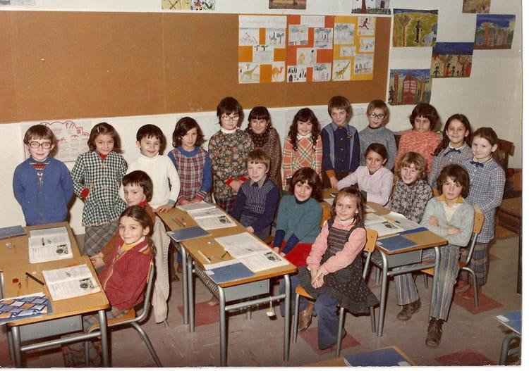 photo de classe ecole du breuil mingot de 1977 ecole le. Black Bedroom Furniture Sets. Home Design Ideas