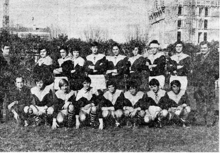 Photo de classe cadets 72 73 de 1973 sporting club for Sporting club salonais