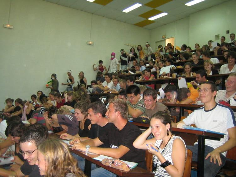 photo de classe promo tc caen de 2006 iut techniques de