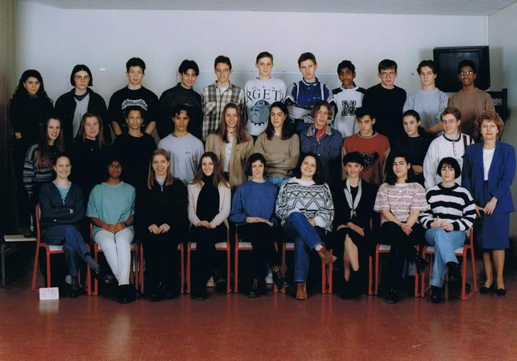 photo de classe 2nde 5 de 1994 lyc e albert einstein copains d 39 avant. Black Bedroom Furniture Sets. Home Design Ideas