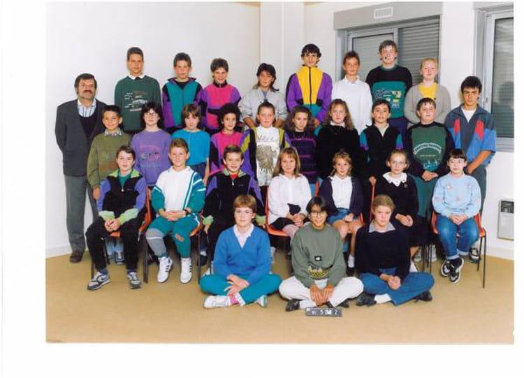Photo de classe 5eme 2 st exupery avize de 1991 coll ge for Salon saint exupery