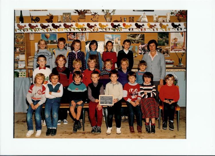 Photo de classe ce1 de 1983 ecole notre dame saint - Piscine saint sauveur le vicomte ...