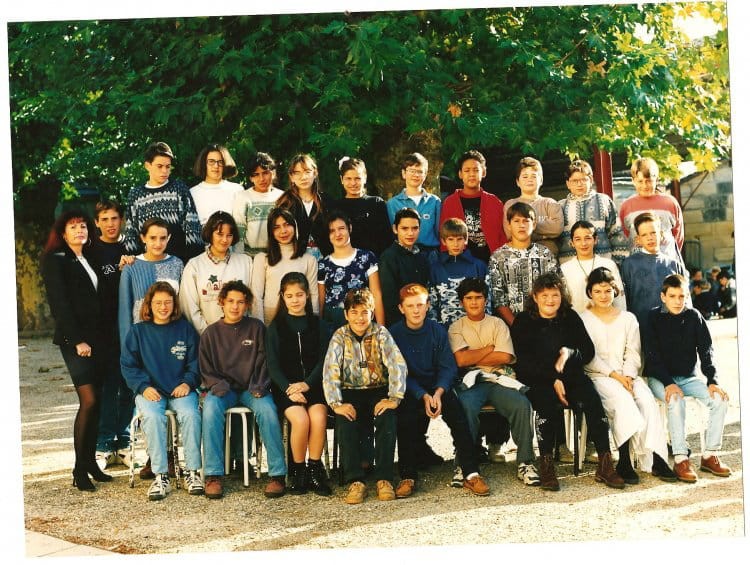 photo de classe 5 me de 1994 ecole institution saint andre sainte marie saint andre de cubzac. Black Bedroom Furniture Sets. Home Design Ideas