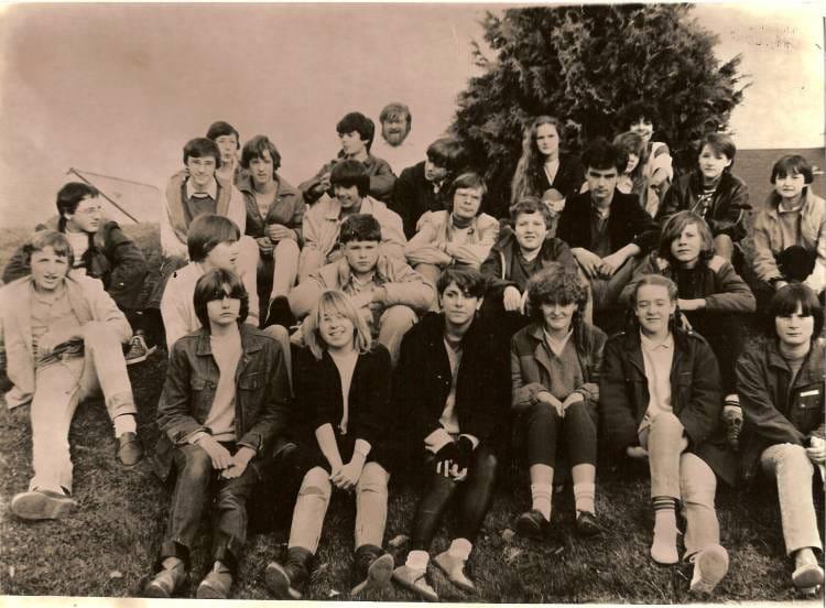 de classe 3ème C de 1982, Collège Du Bois Dorceau  Copains davant ~ College Bois D Orceau