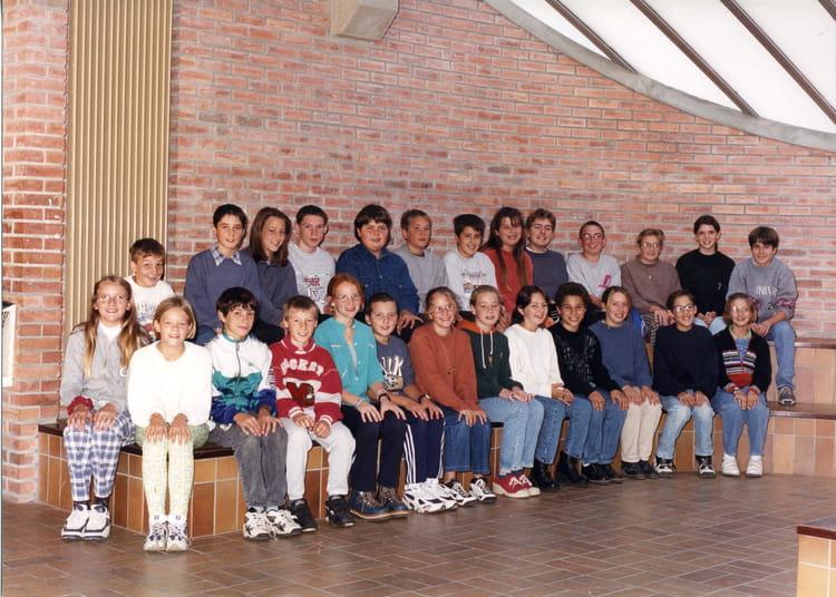 Photo de classe 5 u00e8me A de 1997, COLLEGE ALFRED KASTLER   Copains d u0026#39;a