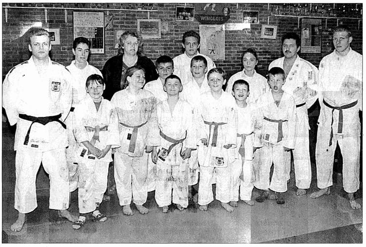 club judo wingles