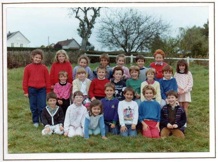 Photo de classe cours pr paratoire de 1987 ecole primaire moulins engilbert copains d 39 avant - Mr bricolage moulins ...