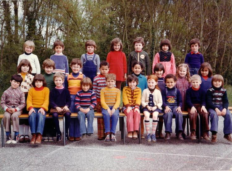 Photo De Classe Cp De 1976 Ecole Jules Michelet Auterive