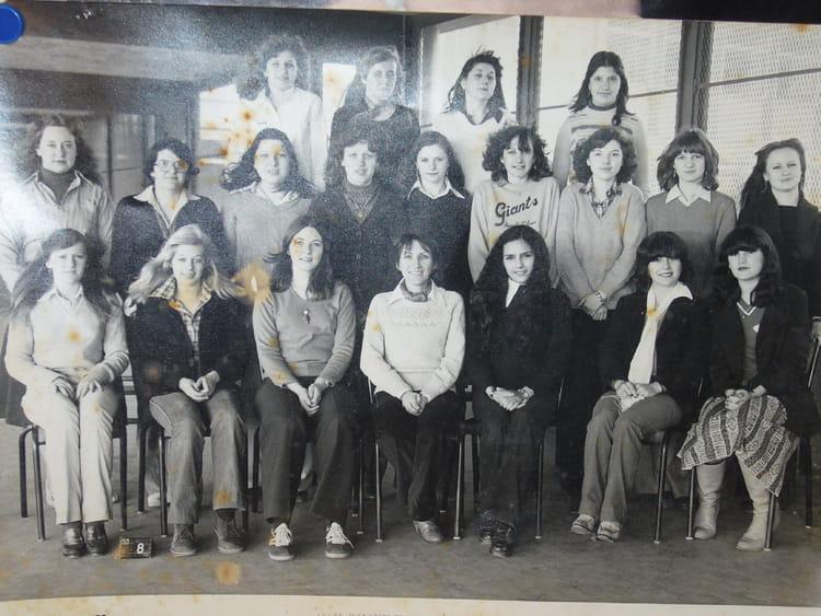 Photo de classe sc 2 lep vitry le fran ois de 1979 - College vieux port vitry le francois ...