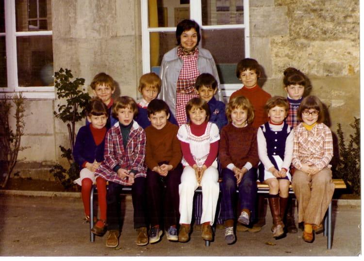 photo de classe cp de 1976 ecole jules michelet saint dizier copains d 39 avant. Black Bedroom Furniture Sets. Home Design Ideas