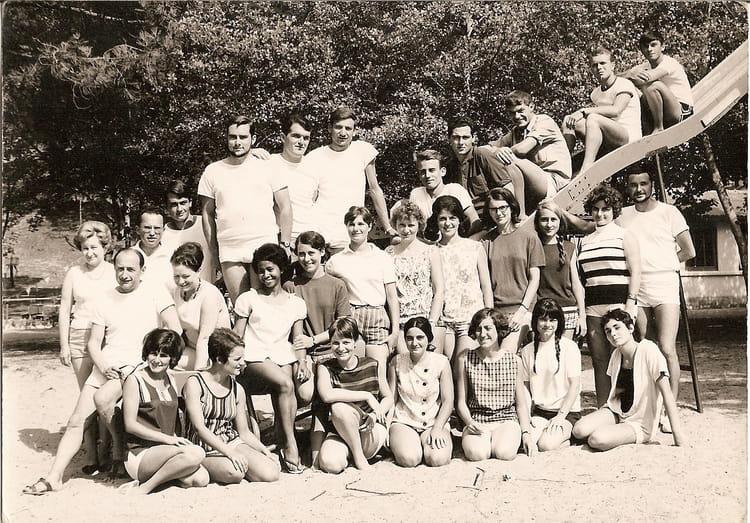 Photo de classe colo d 39 aulnay sous bois de 1967 colonie for Aulnay sous bois piscine