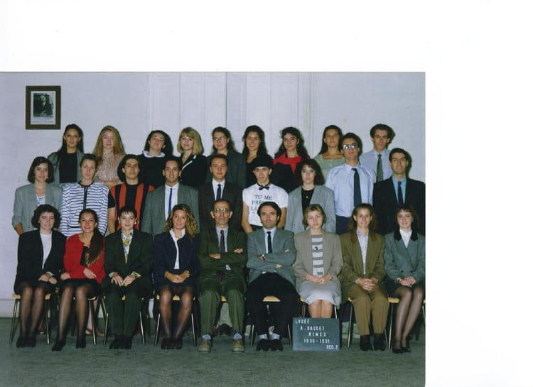 photo de classe pr pa hec 2 de 1990 lyc e alphonse daudet copains d 39 avant. Black Bedroom Furniture Sets. Home Design Ideas