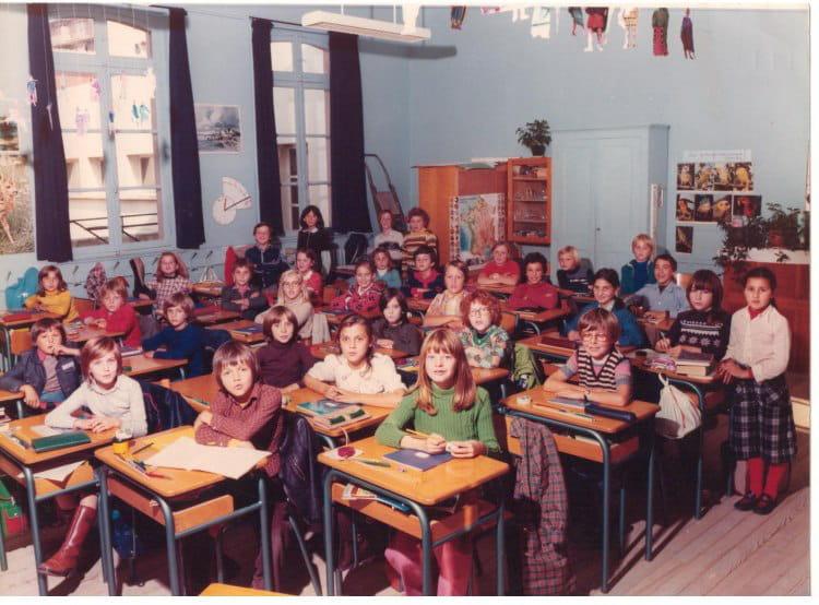 photo de classe cm2 de 1978 ecole jean jaures gonfreville l orcher copains d 39 avant. Black Bedroom Furniture Sets. Home Design Ideas