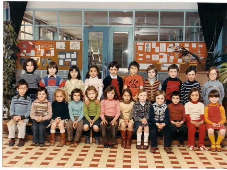 photo de classe cp issy les moulineaux de 1977 ecole jules ferry copains d 39 avant. Black Bedroom Furniture Sets. Home Design Ideas