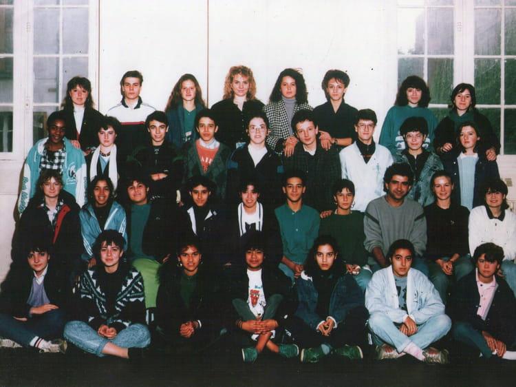 Photo de classe teb de 1987 lyc profesionnel marceau for Garage marceau colombes avis
