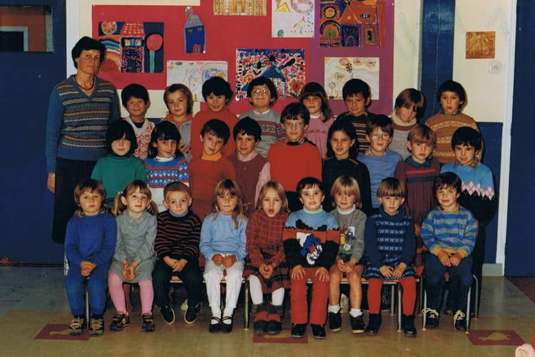 Photo de classe grande section de 1984 ecole saint roch - Cours de cuisine lannion ...