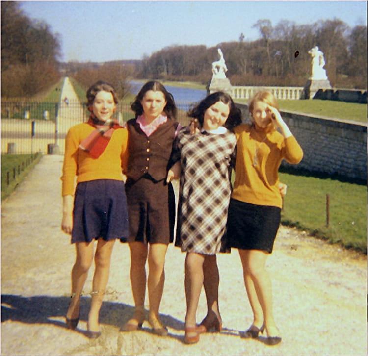 photo de classe chateau de fontainebleau de 1967 ecole les sources saint pierre les nemours. Black Bedroom Furniture Sets. Home Design Ideas