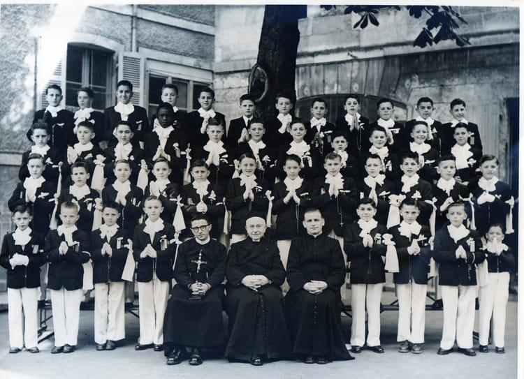 Photo de classe 6eme st Hilaire de 1953, Collège Saint-hilaire ...