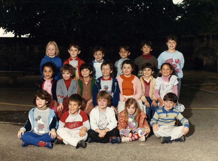 photo de classe cp mme badin de 1985 ecole du centre bourgoin jallieu copains d 39 avant. Black Bedroom Furniture Sets. Home Design Ideas