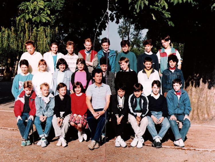 photo de classe ecole jean baptiste valenciennes de 1986 coll 232 ge jean baptiste de