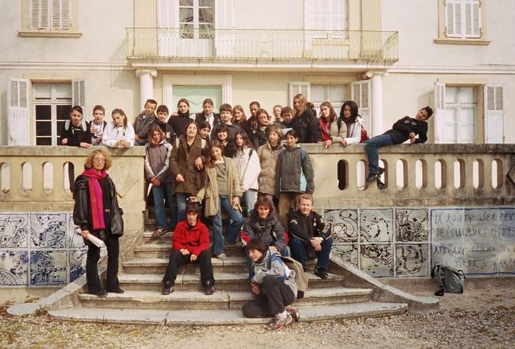 photo de classe 4 me1 coll ge andr chamson de 2006 coll ge andr chamson copains d 39 avant. Black Bedroom Furniture Sets. Home Design Ideas